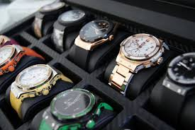 collection de montres